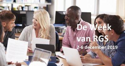 Accountant of boekhouder? Bezoek De week van RGS vanaf 2 december