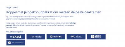 Uitgelegd: Een financiering aanvragen vanuit SnelStart
